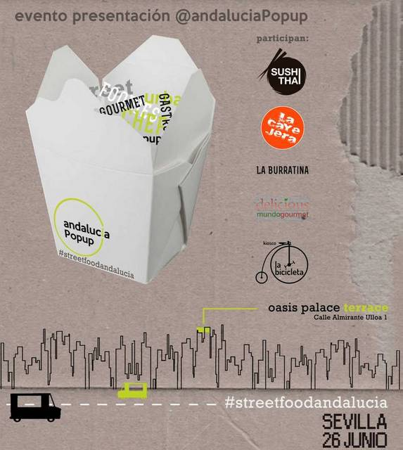 andalucia popup