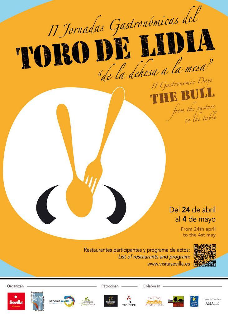 toro lidia 2014 poster