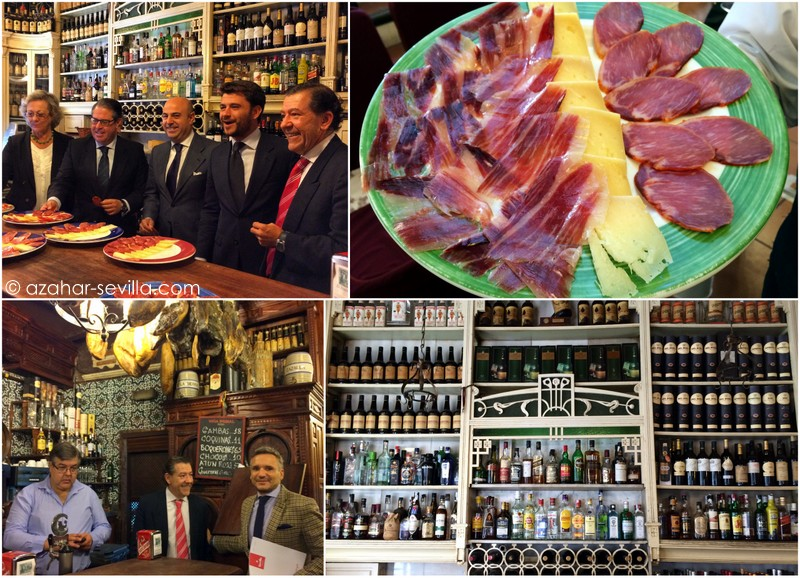 sevilla tapas week press conference