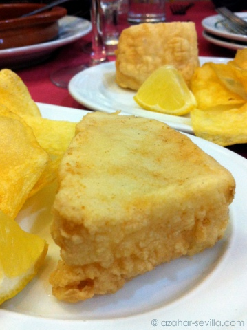 bodeguita romero bacalao frito