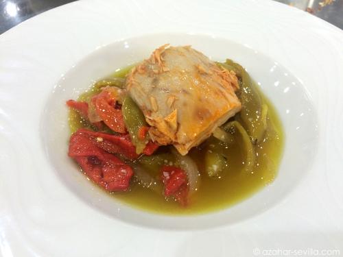 bodeguita romero tuna escabeche