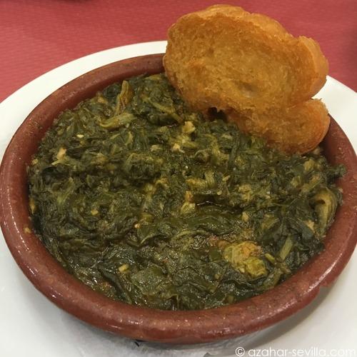 romero-spinach