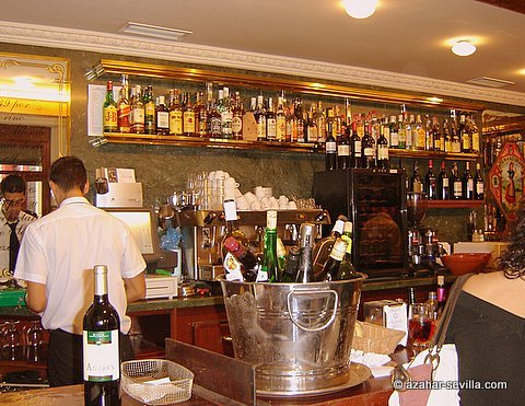 Bar estrella sevilla tapas - Bar coloniales sevilla ...