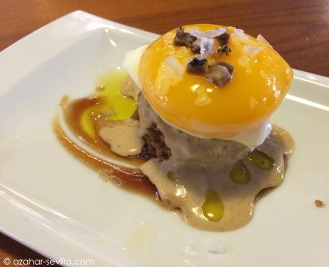 eslava huevo bizcocho