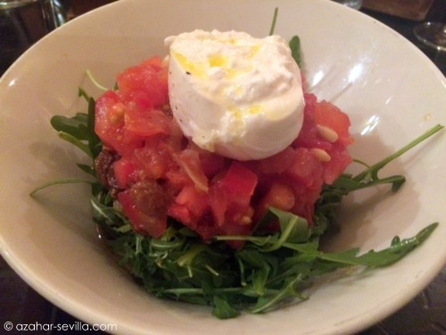 vineria burrata