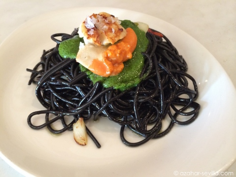 vineria squid ink