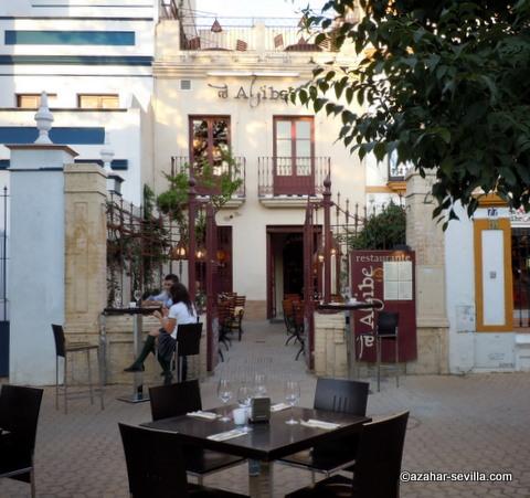 Al aljibe tapas bar restaurant in seville sevilla tapas - Sakura el puerto de santa maria ...