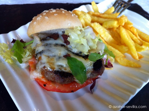 alcuza burger