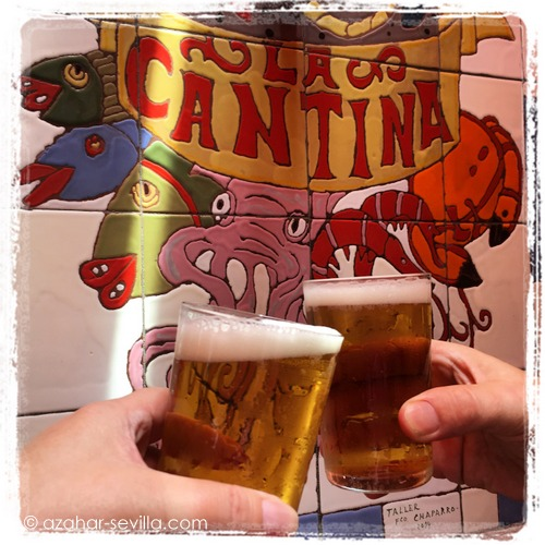 la cantina  cheers