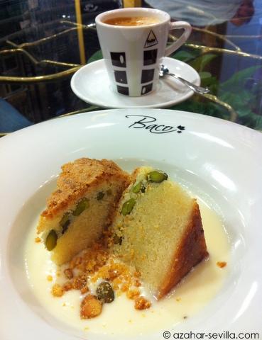 cuna2 pistachio cake