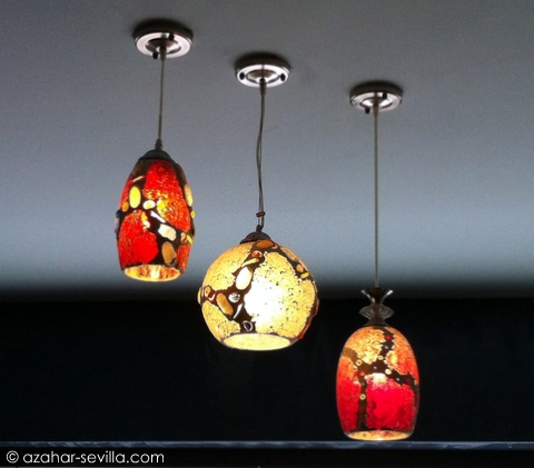 la mia tana lamps
