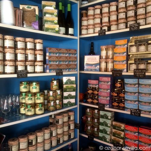 la almadraba canned goods