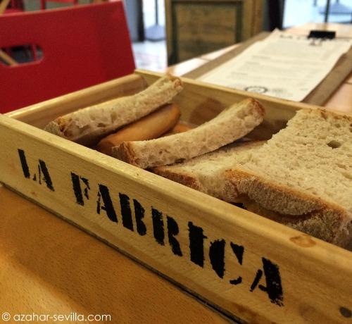 la fabrica bread