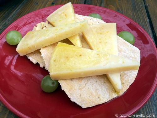 la chala queso rustico