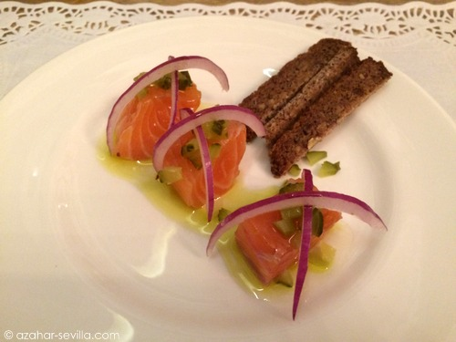 sahumo salmon