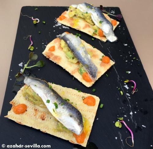la quinta sardines
