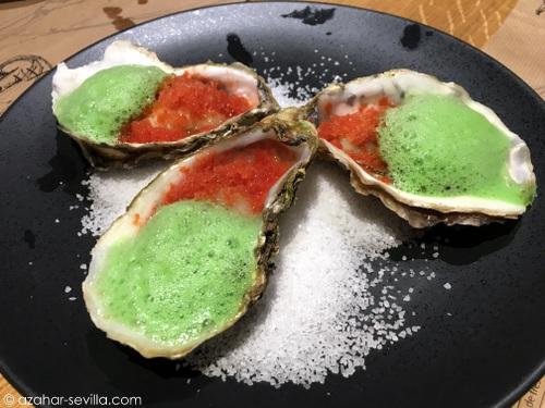 luz de mar oysters