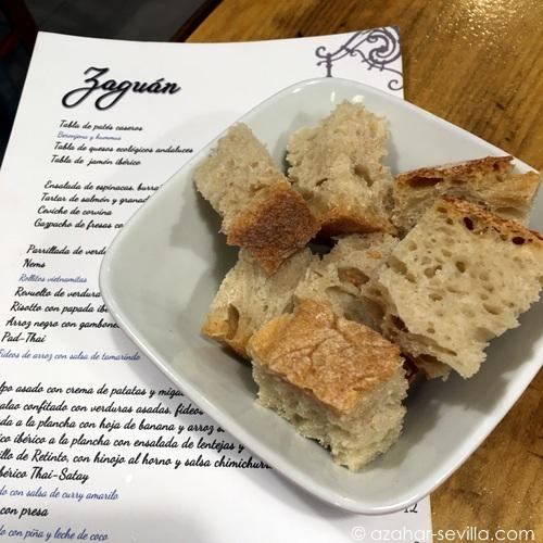 zaguan bread